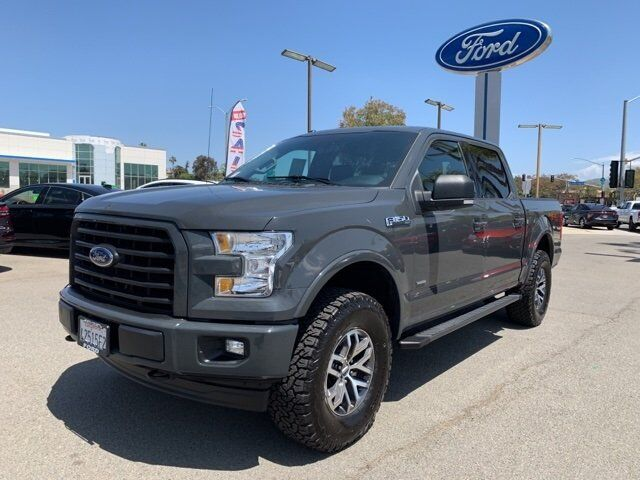 2017_Ford_F-150_XLT_ Vista CA
