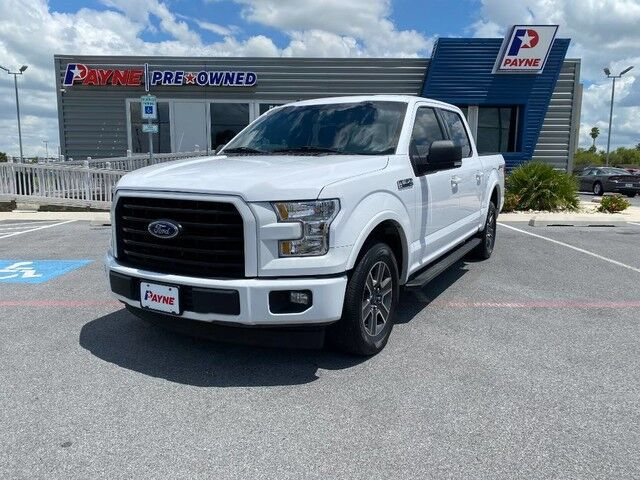 2017 Ford F-150 XLT Harlingen TX