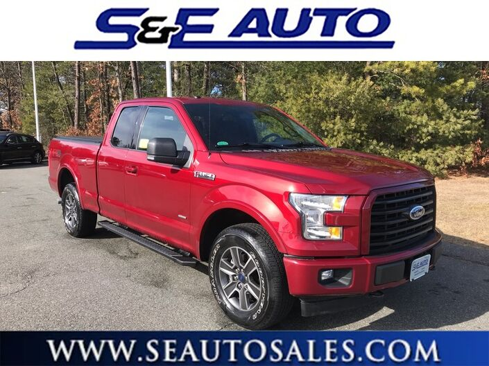 2017 Ford F-150 XLT Weymouth MA