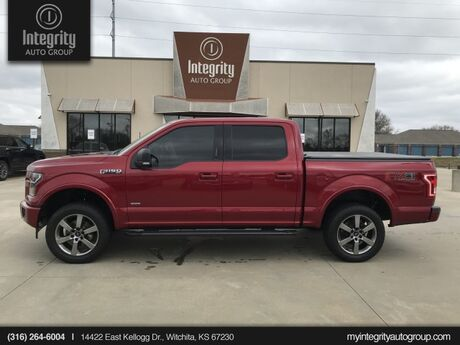 2017 Ford F-150 XLT Wichita KS