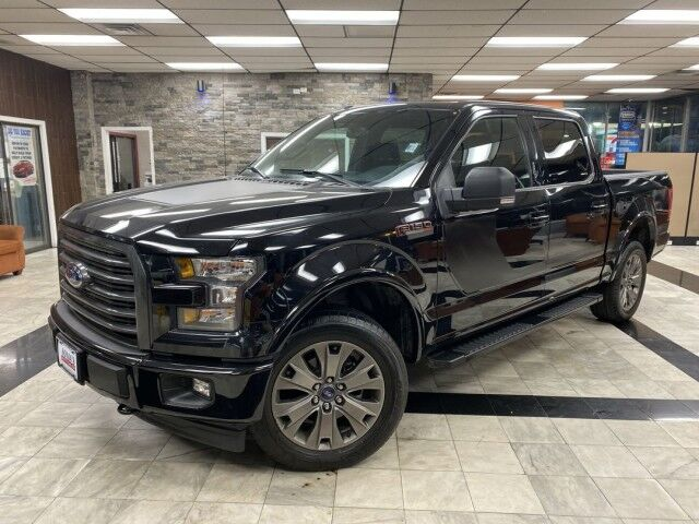 2017 Ford F-150 XLT Worcester MA