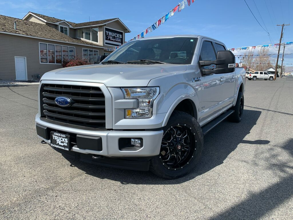 2017 Ford F-150 XLT Union Gap WA