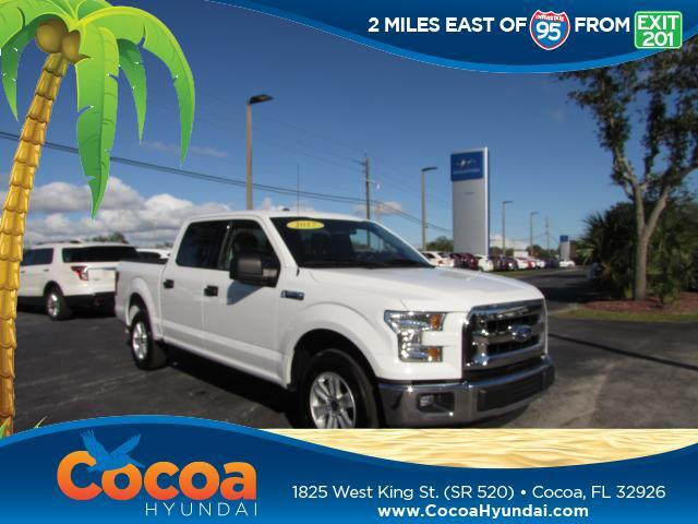 2017 Ford F-150 XLT Cocoa FL