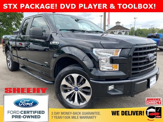 2017 Ford F-150 XLT Super Cab Richmond VA