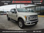 2017 Ford F-250 Lariat 4WD 8ft Box