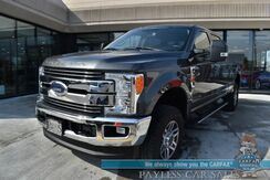 2017_Ford_F-250_Lariat / FX4 Off-Road Pkg / Value Pkg / 4X4 / 6.2L V8 / Auto Start / Heated & Cooled Leather Seats / Navigation / Sony Speakers / Panoramic Sunroof / Bluetooth / Back Up Camera / Cruise Control / Bed Liner / Tow Pkg / Only 35k Miles_ Anchorage AK