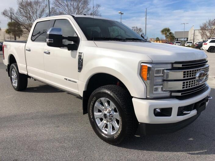 2017 Ford F-250 Platinum Columbia SC