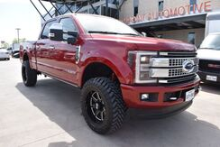 2017_Ford_F-250 SD_Crew Cab Platinum 4X4 DIESEL LIFTED_ San Antonio TX