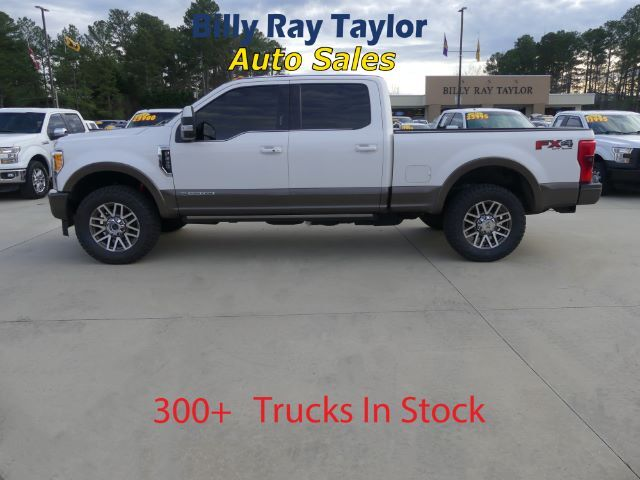 2017 Ford F-250 SD King Ranch Crew Cab 4WD Cullman AL
