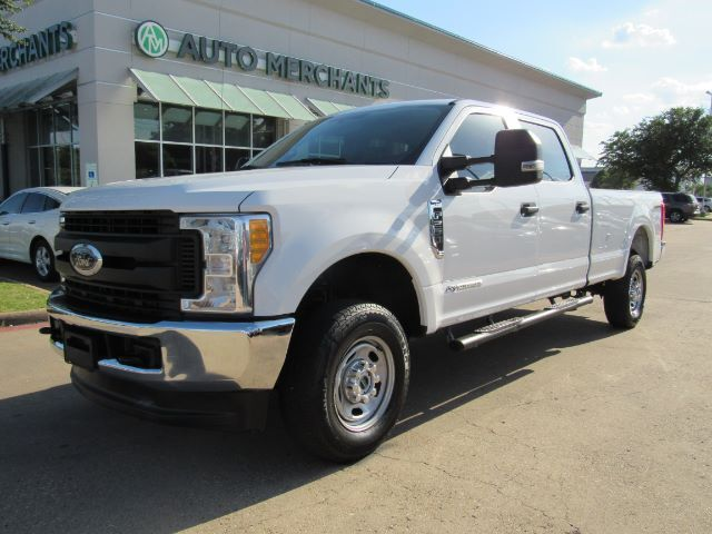 2017 Ford F-250 SD XL Crew Cab Long Bed 4WD Plano TX