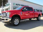 2017 Ford F-250 SD XLT Crew Cab Long Bed 4WD*BACK UP CAMERA,BLIND SPOT MONITOR,BLUETOOTH CONNECTION