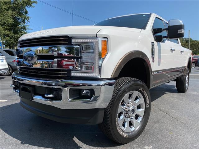 2017 Ford F-250 Super Duty King Ranch Raleigh NC