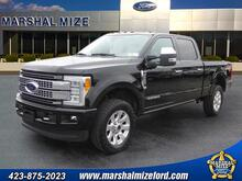 2017_Ford_F-250 Super Duty_Platinum_ Chattanooga TN