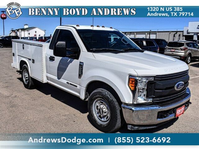 2017 Ford F-250 XL UTILITY BED Andrews TX