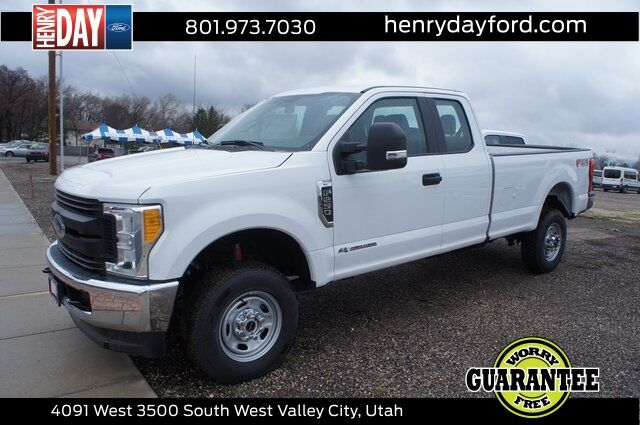 2017_Ford_F-250_XL_ West Valley City UT