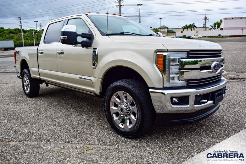 2017 Ford F-250SD King Ranch Arecibo PR