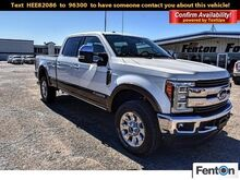 2017_Ford_F-250SD_King Ranch_ Pampa TX