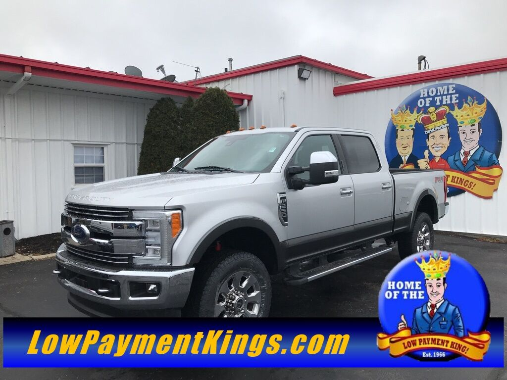 2017 Ford F-250SD Lariat Shelby OH