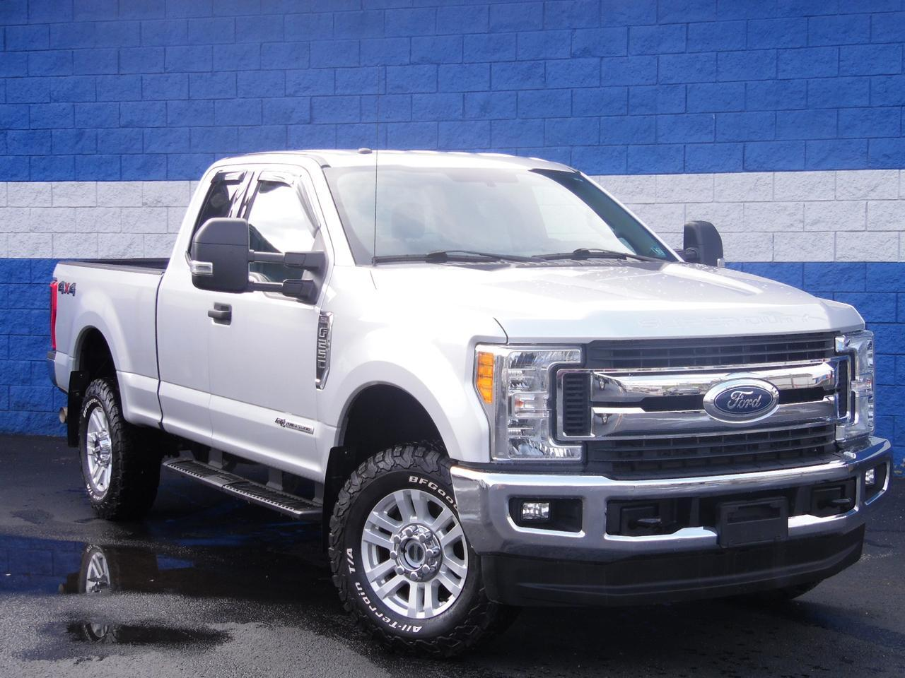 2017 Ford F-250SD XLT Connellsville PA