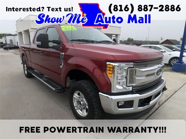 2017 Ford F-250SD XLT Harrisonville MO