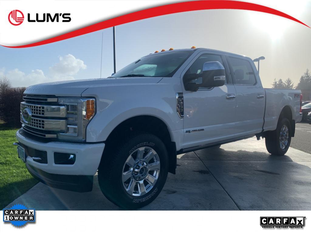 2017 Ford F-350 Platinum Warrenton OR