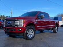 2017_Ford_F-350 Super Duty_Platinum Ultimate Package, PWR BOARDS,  PANO ROOF, ADAPTIVE CRUISE_ Raleigh NC