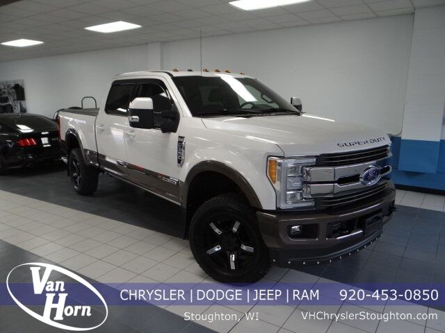 2017 Ford F-350SD King Ranch Stoughton WI