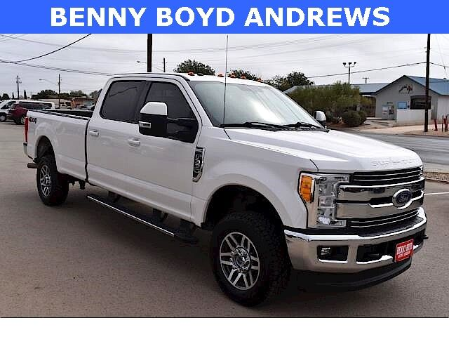 2017 Ford F-350SD Lariat Andrews TX
