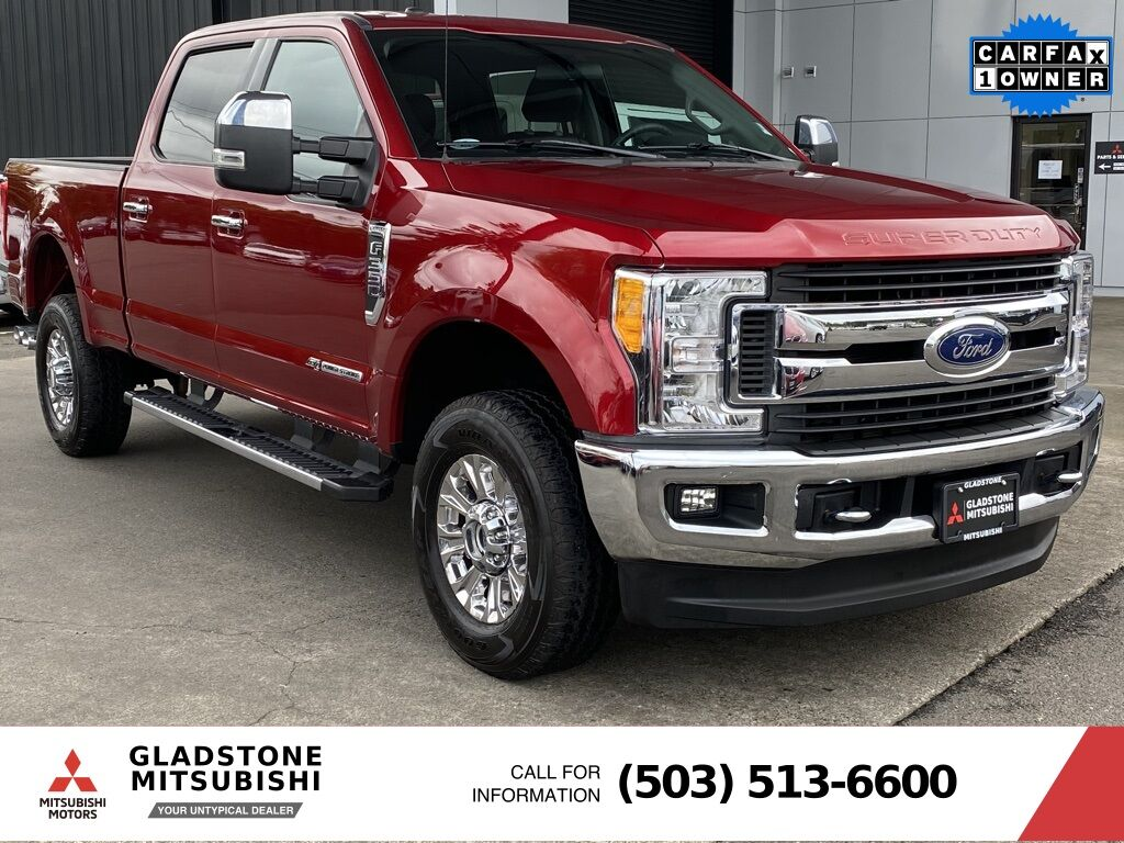2017 Ford F-350SD Lariat Milwaukie OR
