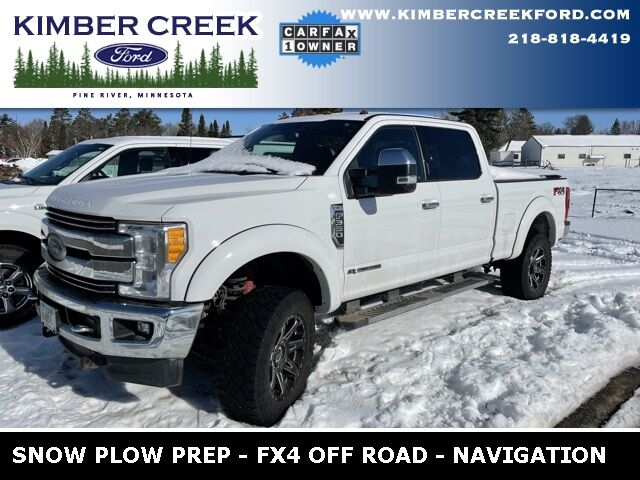 2017 Ford F-350SD Lariat Pine River MN