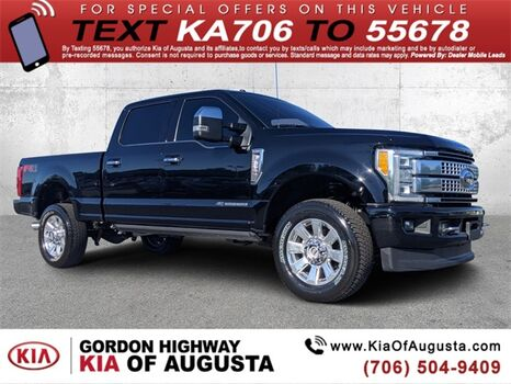 2017_Ford_F-350SD_Platinum_ Aiken SC