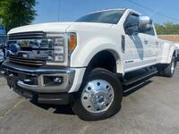 Ford F-450 Super Duty King Ranch 2017