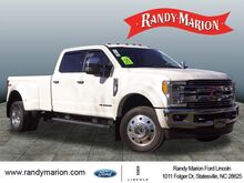 2017_Ford_F-450SD_Lariat_ Hickory NC