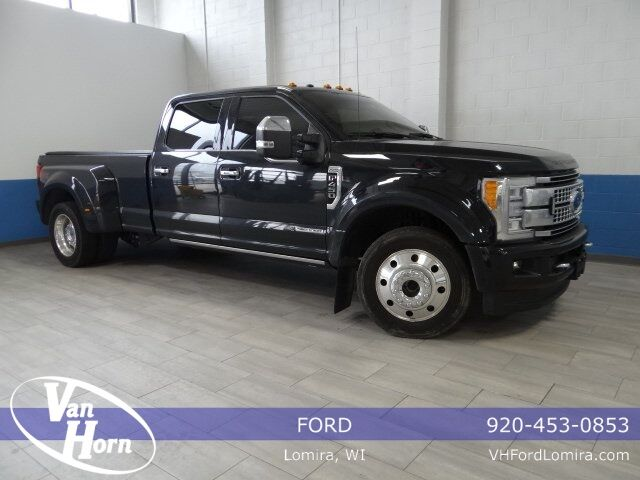 2017 Ford F-450SD Platinum Plymouth WI
