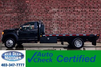 2017_Ford_F-550_4x4 Reg Cab XLT Deck_ Red Deer AB