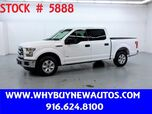 2017 Ford F150 ~ XLT ~ Crew Cab ~ Only 36K Miles!
