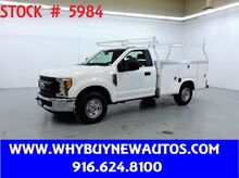 2017_Ford_F250_Utility ~ Only 10K Miles!_ Rocklin CA