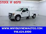 2017 Ford F250 Utility ~ Only 23K Miles!
