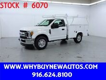 2017_Ford_F250_Utility ~ Only 23K Miles!_ Rocklin CA
