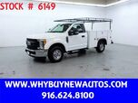 2017 Ford F250 Utility ~ Only 37K Miles!