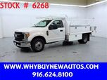 2017 Ford F350 ~ 12ft. Contractor Bed ~ Only 51K Miles!