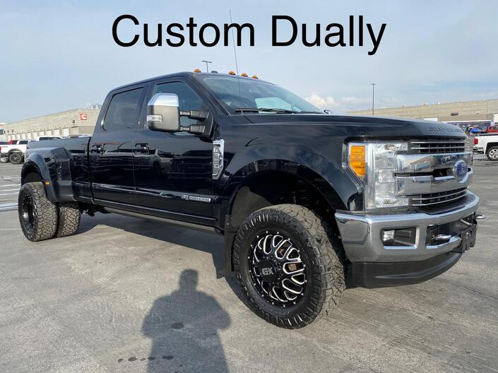 2017 Ford F350 Lariat West Valley City UT