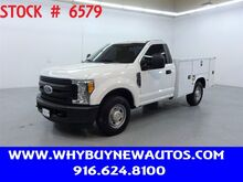 2017_Ford_F350_Utility ~ Only 69K Miles!_ Rocklin CA