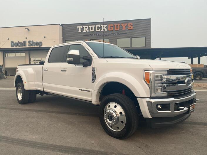 2017 Ford F450 King Ranch West Valley City UT