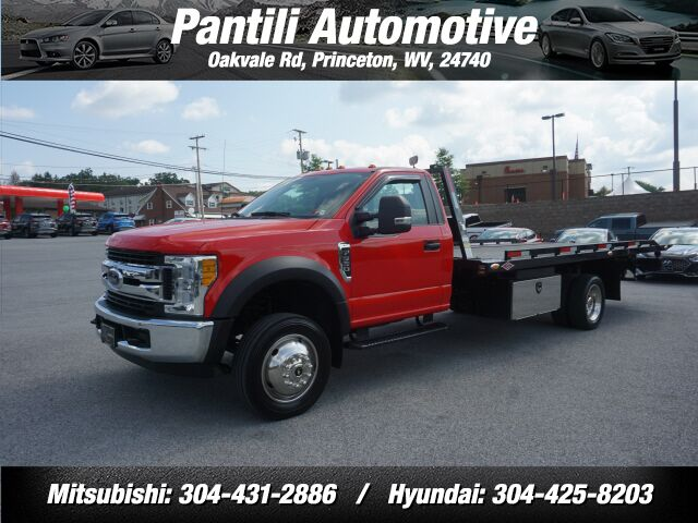 2017 Ford F550 SUPER XL Princeton WV