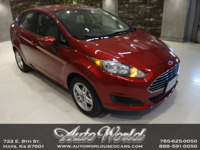 2017 Ford FIESTA SE  Hays KS