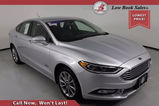 2017_Ford_FUSION ENERGI_SE_ Salt Lake City UT