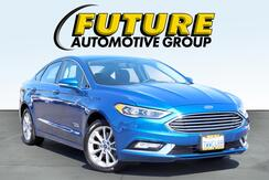 2017_Ford_FUSION ENERGI_Sedan_ Roseville CA