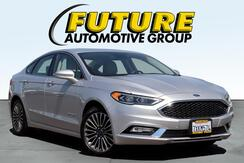 2017_Ford_FUSION HYBRID_Sedan_ Roseville CA