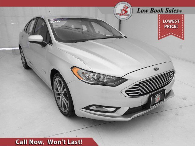 2017 Ford FUSION Hybrid SE Salt Lake City UT